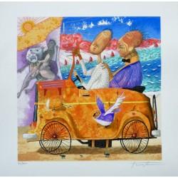 Pino Procopio –  L' uomo e il leone che viaggiavano insieme