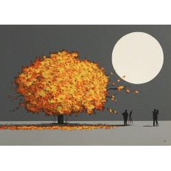 Giò Mondelli - Emozione gialla sotto la luna