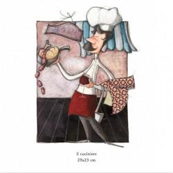 Federica Porro - Il cuciniere