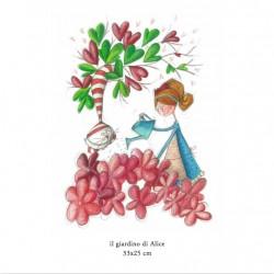 Federica Porro - Il giardino di Alice
