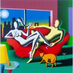 Mark Kostabi - Date night