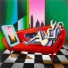 Mark Kostabi - Parallel identity