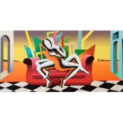 Mark Kostabi - The architecture of desire