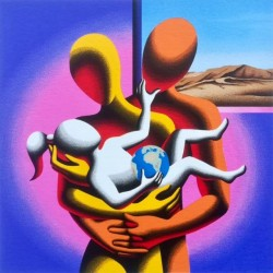 Mark Kostabi - The only hope