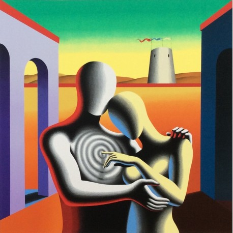 Mark Kostabi - The soul within the soul