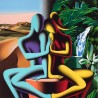 Mark Kostabi - Touching dreams