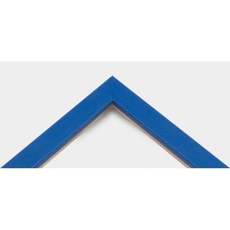 Cornice Blue Basic Wood
