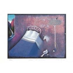 Claudio Cargiolli - La stanza del liocorno