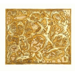 Carlo Moschella - Tribale giallo