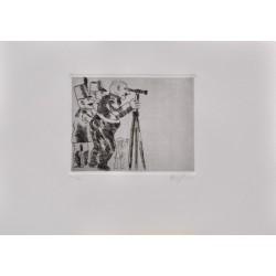 Franz Borghese -  VIVA LA GUERRA - Incisione 4