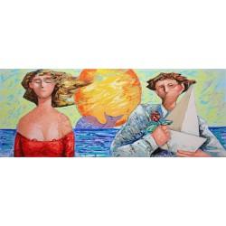 Giampaolo Talani – La barca e la rosa