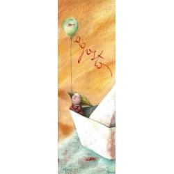 Muriel Mesini – I 12 sogni di Mu - Agosto