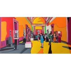 Ugo Nespolo - New York Met