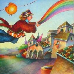 Francesco Nesi - Regenbogen