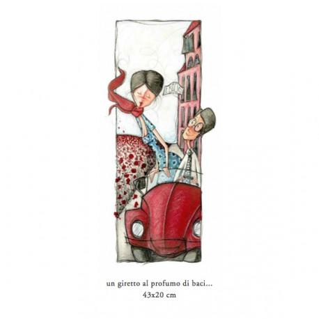 Federica Porro - Un giretto al profumo di baci...