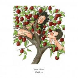 Federica Porro - Eva e Adamo
