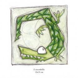 Federica Porro - Il coccodrillo
