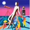 Mark Kostabi - Long distance