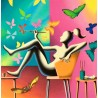 Mark Kostabi - Flight of fantasy