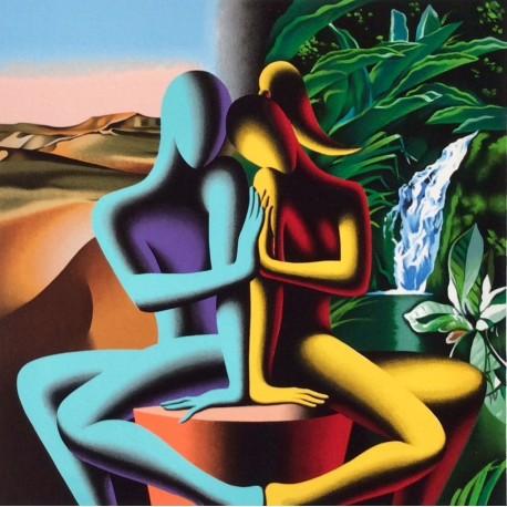 Mark Kostabi - Touching dreams