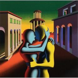 Mark Kostabi - Twilight embrace