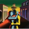 Mark Kostabi - Twilight embrace
