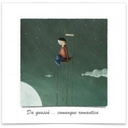 Diego Santini - Da quassù .. comunque romantica