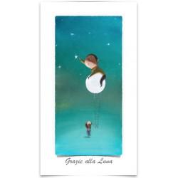 Diego Santini - Grazie alla Luna