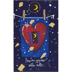 Andrea Agostini - Eccomi appeso alla notte