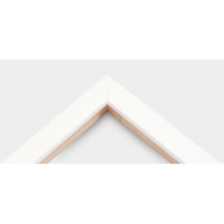 Cornice White Basic Wood