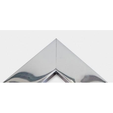 Cornice glossy Aluminium