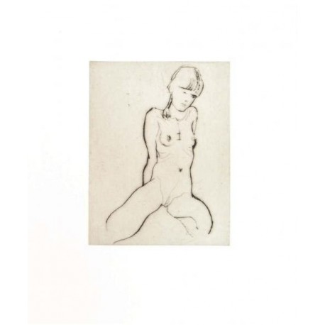 Walter Angelici - Nudo 3