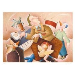 Claudio Benghi - Il pianista distratto