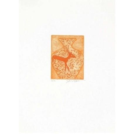 Fathi Hassan - Kusti arancio 2