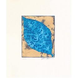 Fathi Hassan - Contenitore prezioso blu 2