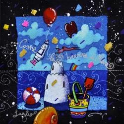 Andrea Agostini - Luglio - …Come la brezza di mare