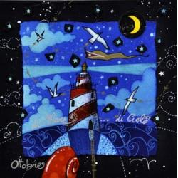 Andrea Agostini - Ottobre - …di mare…di cielo