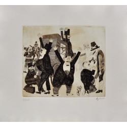Franz Borghese -  I BRIGANTI