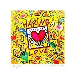 Bruno Donzelli – Haring Love