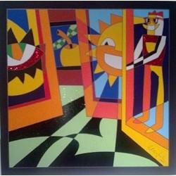 Ugo Nespolo - Musei